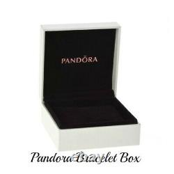 AUTHENTIC PANDORA Bracelet LOVE STORY CHRISTMAS Gold KISS European Charms New