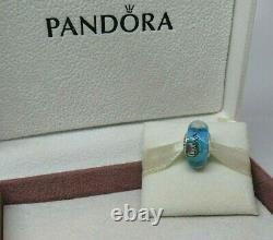 New with Box Pandora Hawaii Rainbow Murano Glass Bead Charm 1 Store in HI has them