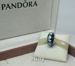 New with Box Pandora Shaka Brah Aloha Spirit Hang Ten Hawaii Murano Bead Charm