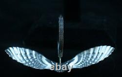 Tiffany & Co. Sterling Silver Clam Shell Magnifying Glass